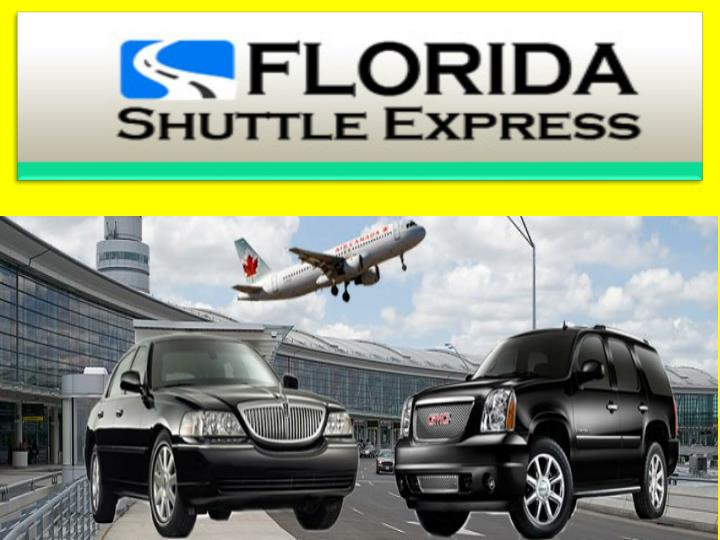 Miami to kissimmee shuttle
