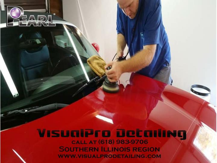 The southern illinois region detailing