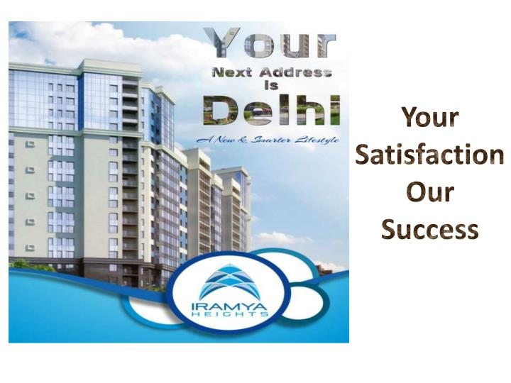 Your Satisfaction Our Success