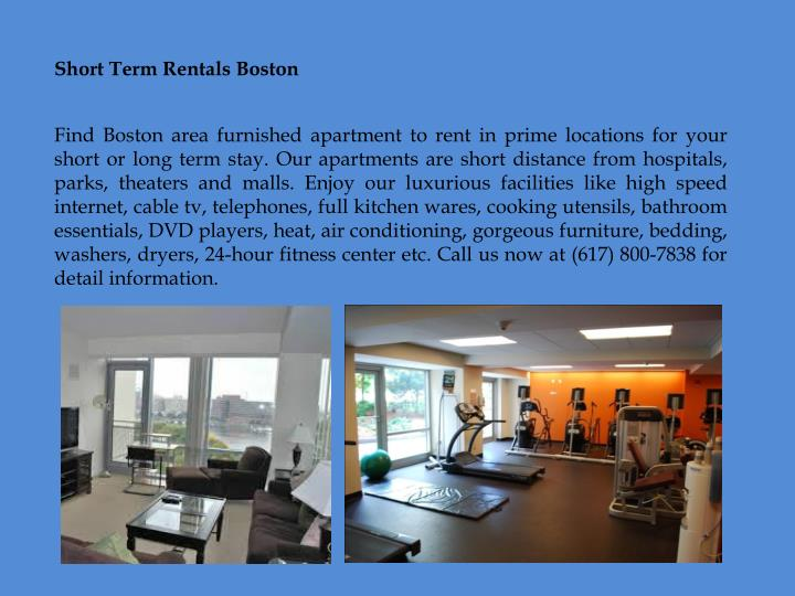 Ppt Furnished Apartment To Rent In Boston Powerpoint Presentation Id 7281873