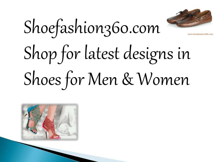 Shoefashion360.com