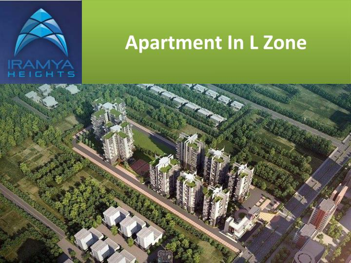 apartment in l zone