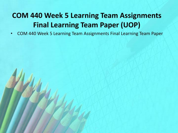 final assignment tws week 8 At maryland homework we offer assignments and exams from students just like you who have got a grades on bmgt 496 week 8 final project phase 1 in week 4.