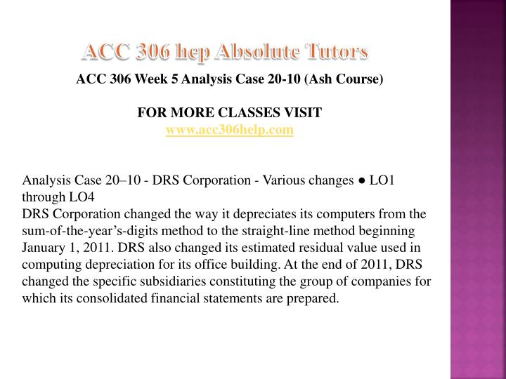 ACC 306