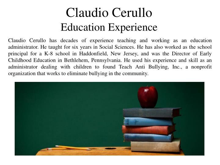Claudio Cerullo