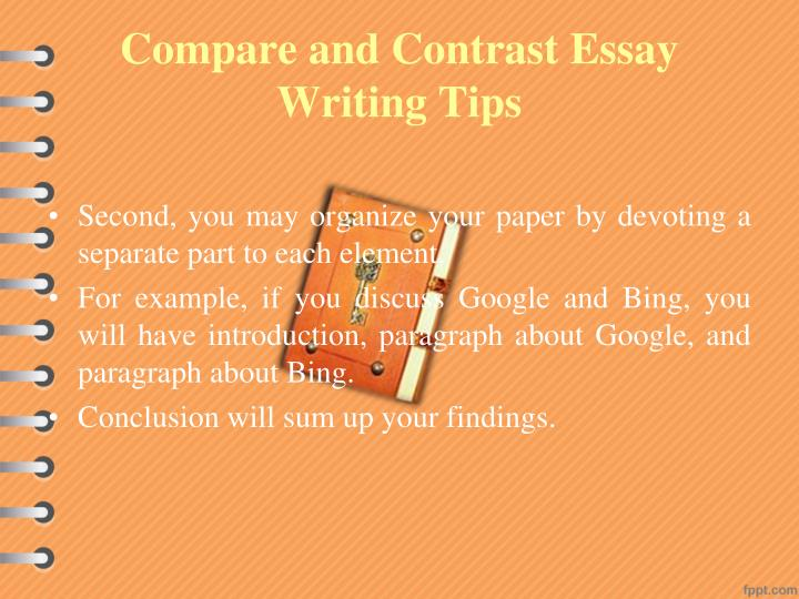 Ideas For Compare Contrast Essay
