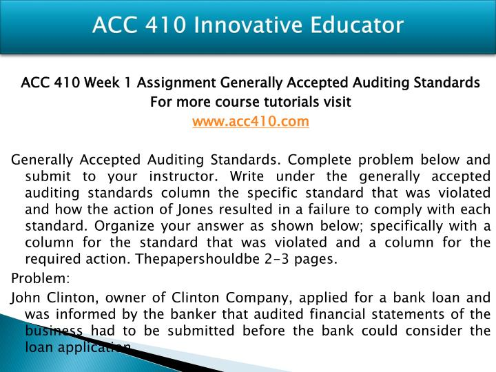 Acc 410 innovative educator1