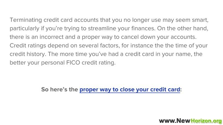 how to cancel your hsbc credit card