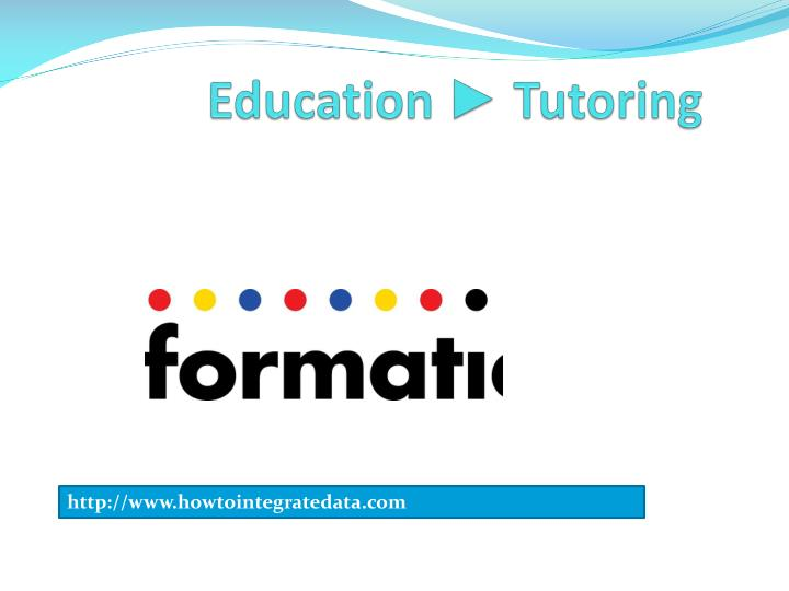 Education tutoring