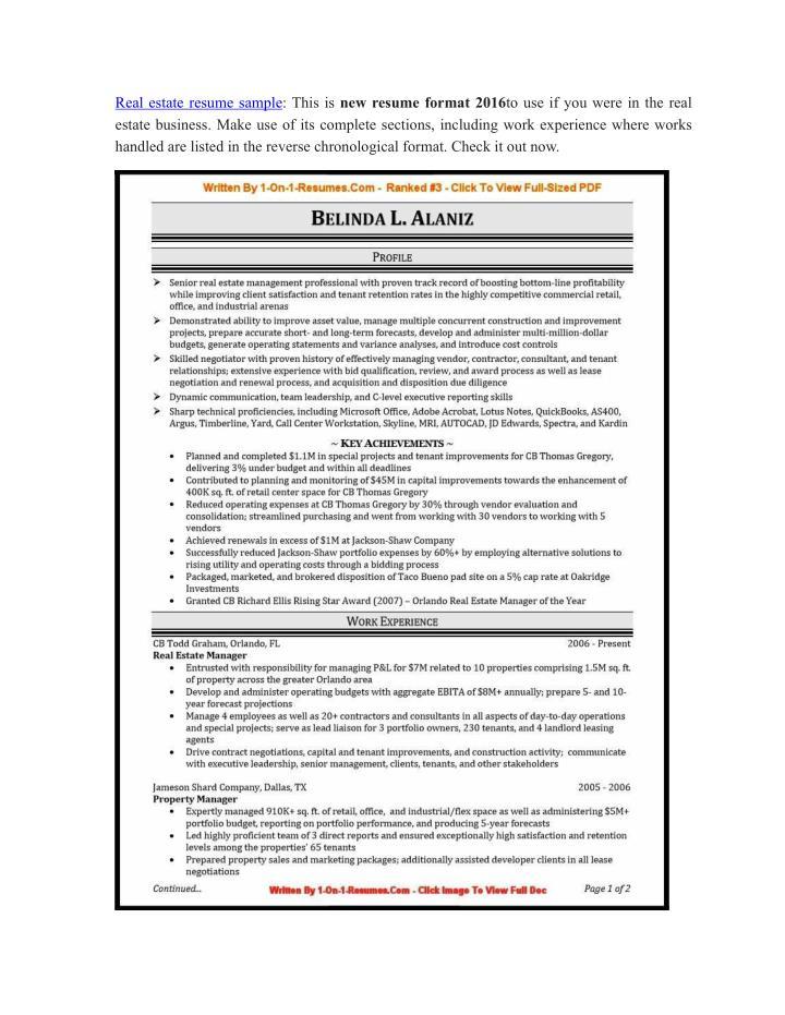 ppt best resume exles 2016 powerpoint presentation