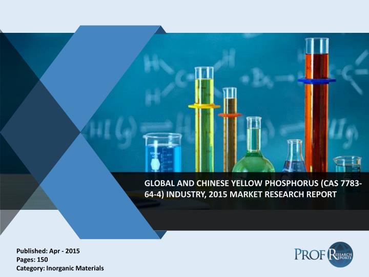 Global yellow phosphorus market insights growth trends 2020