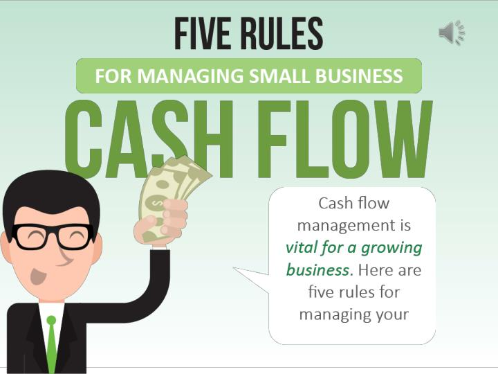 Managing small business cash flow united capital funding
