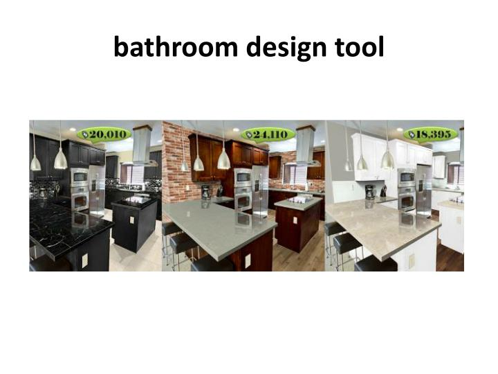 Ppt home design apps powerpoint presentation id 7285469 for Bathroom design tool