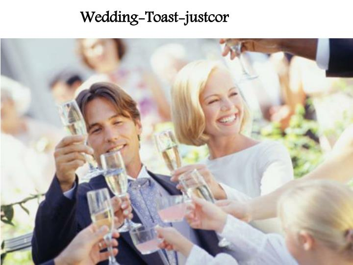 Wedding-Toast-