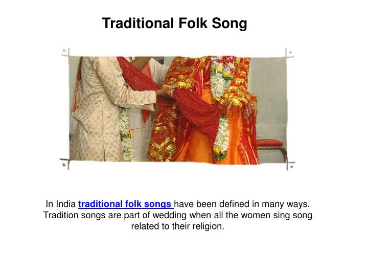 Traditional Folk Song