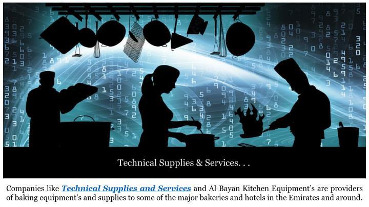 Technical Supplies &