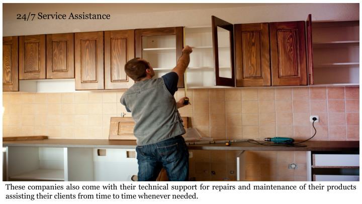 24/7 Service Assistance