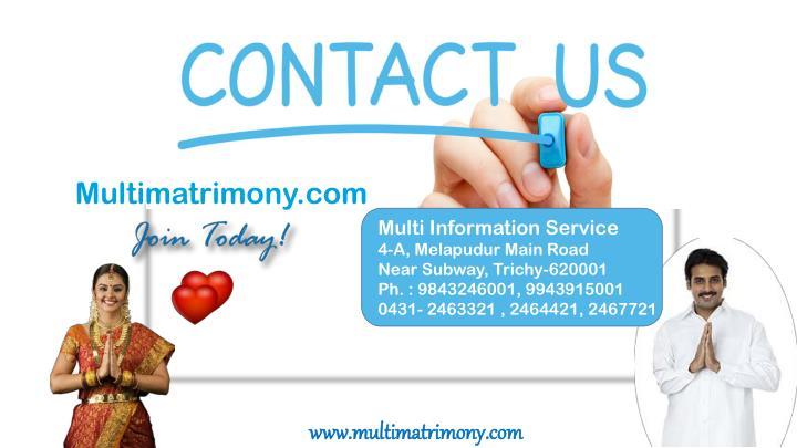 Multimatrimony.com