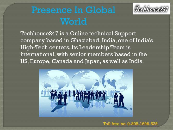 Presence In Global World