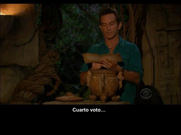 Cuarto voto