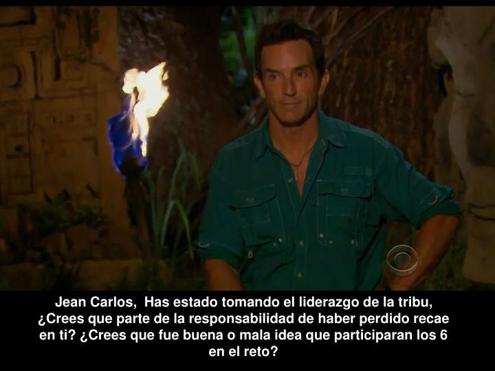 Jean Carlos,