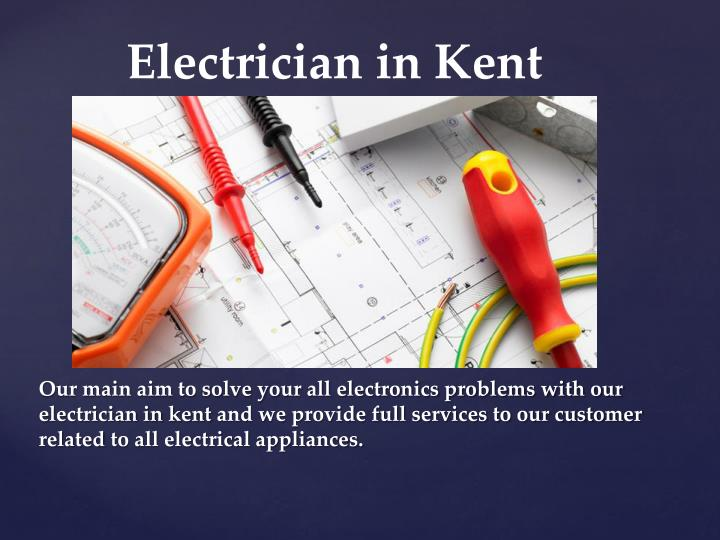 Our main aim to solve your all electronics problems with our electrician in
