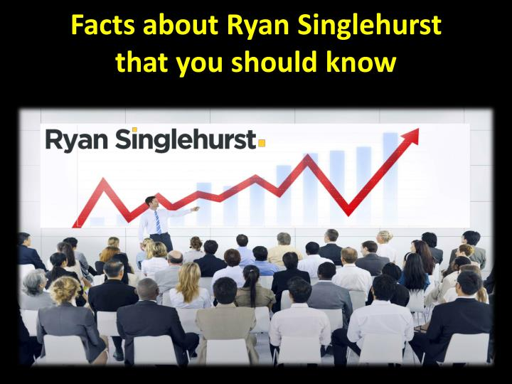 Facts about Ryan Singlehurst