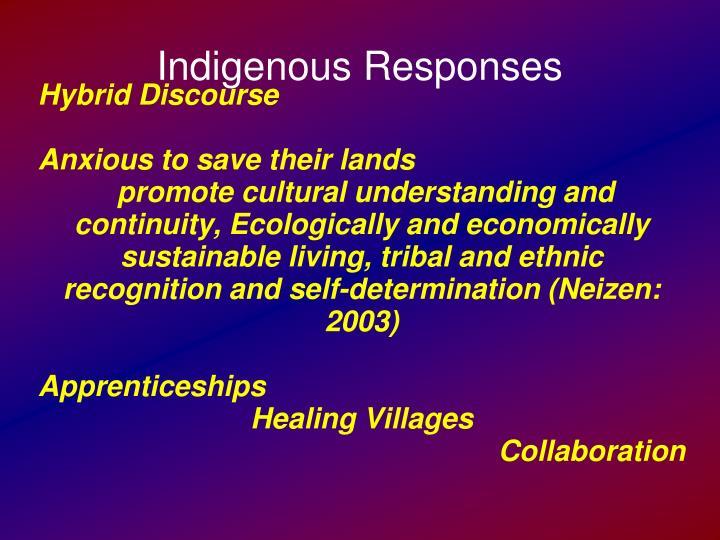 Hybrid Discourse