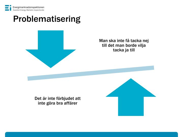 Problematisering