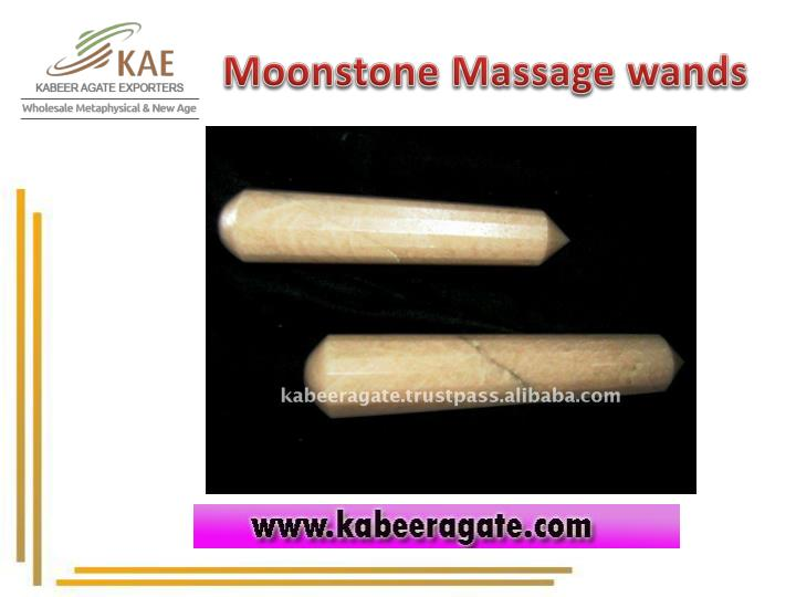 Moonstone Massage wands