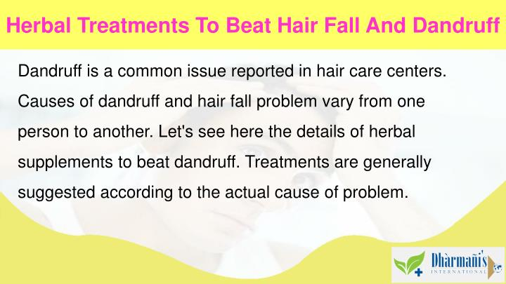 Herbal Treatments To Beat Hair