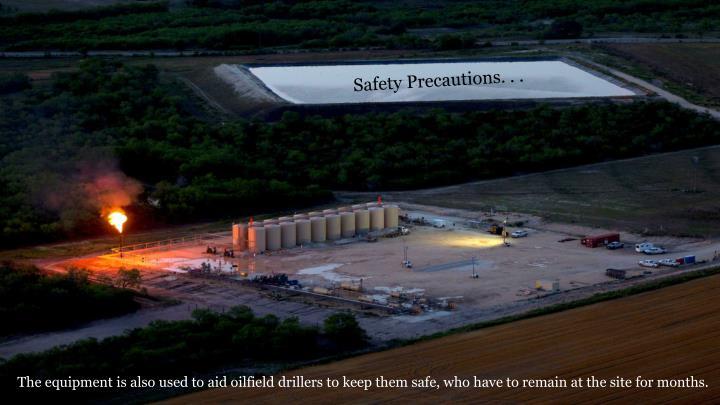 Safety Precautions. . .