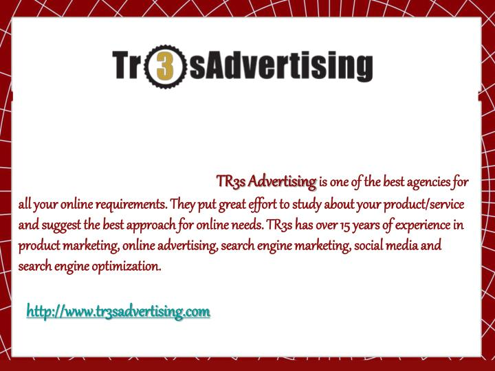 TR3s Advertising
