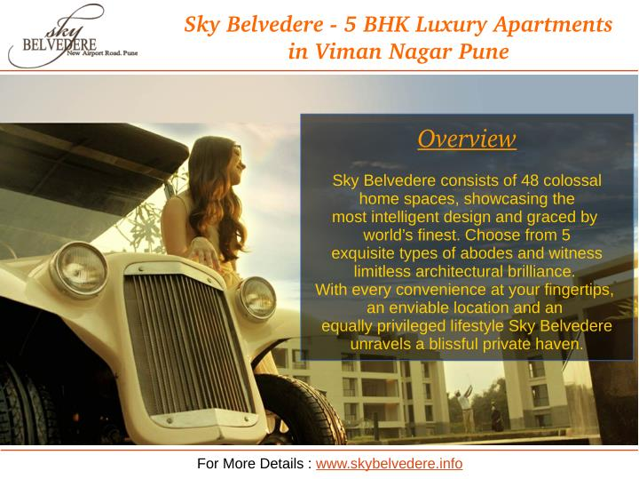 Sky Belvedere ­ 5 BHK Luxury Apartments