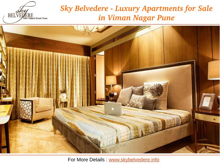 Sky Belvedere ­ Luxury Apartments for Sale