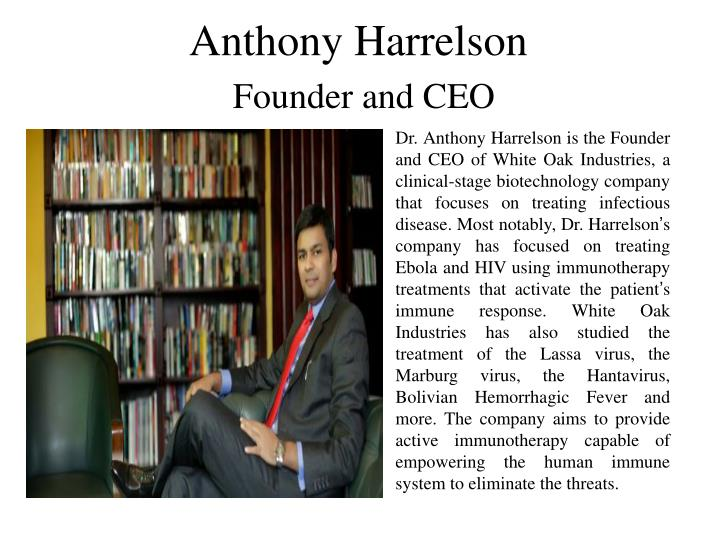 Anthony Harrelson
