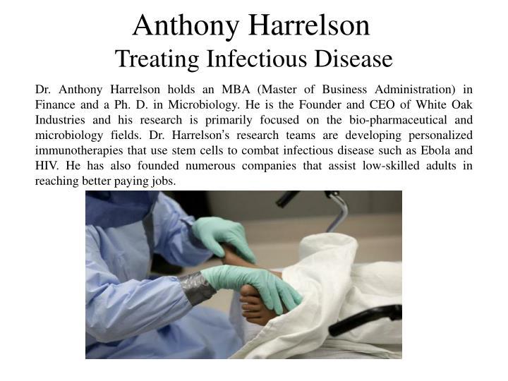 Anthony Harrelson