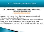 htt 240 tutors education expert10