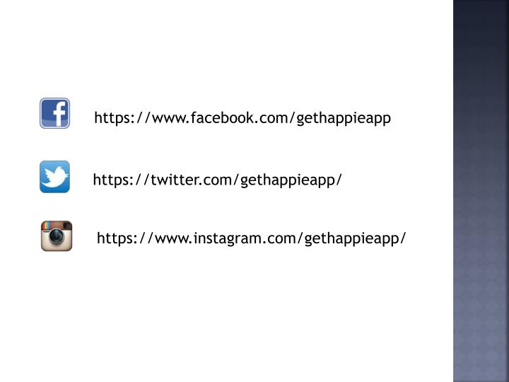 https://www.facebook.com/gethappieapp