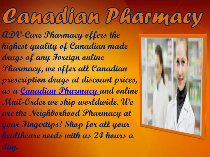 Canadian Pharmacy