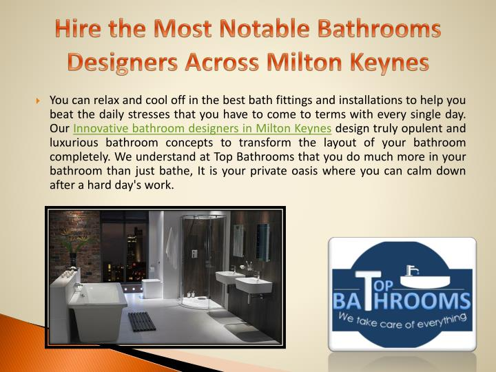Hire the most notable bathrooms designers across milton keynes1