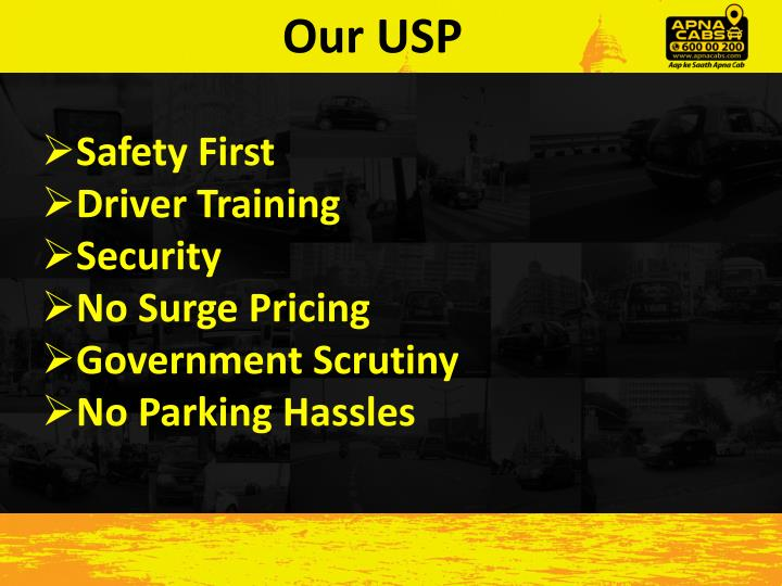 Our USP