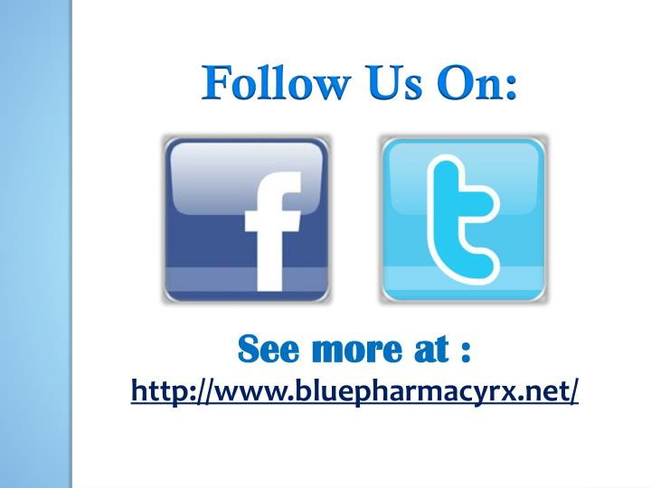 Follow Us On: