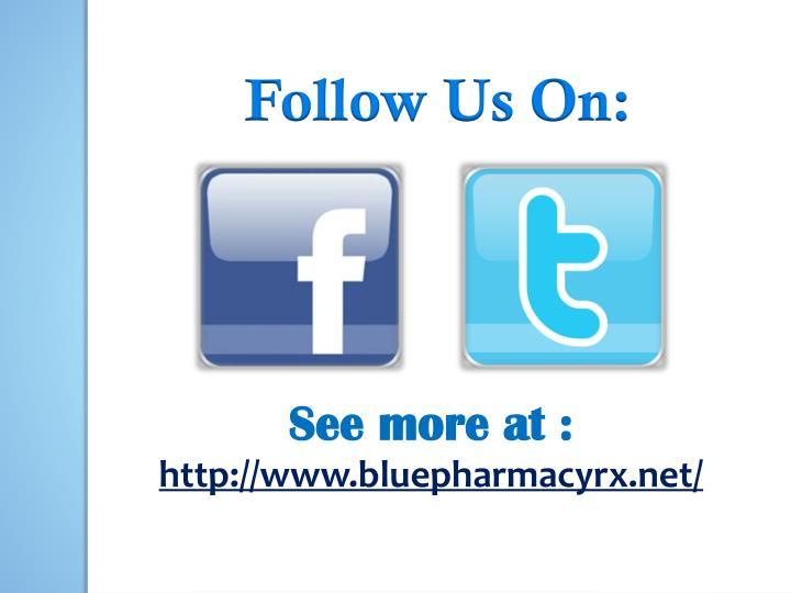 Follow Us On: