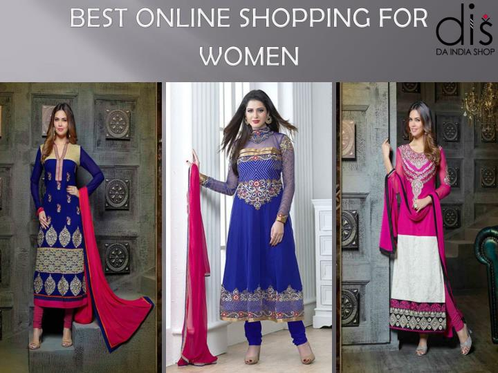Online Shopping for Women - Shop from a huge range of trending women clothing, shoes, makeup Kits, Watches, footwear and more for women at best price in India @ ingmecanica.ml from Top Brands. Best Online Fashion Shopping *COD *Days Returns *Free Shipping.