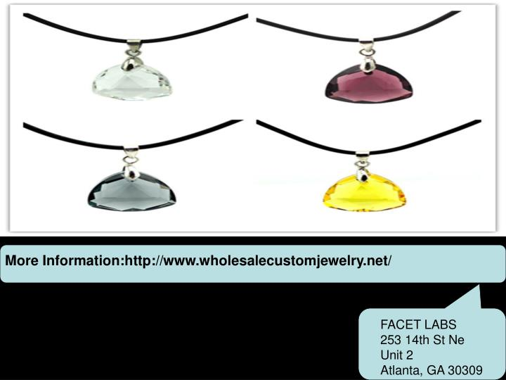 More Information:http://www.wholesalecustomjewelry.net/