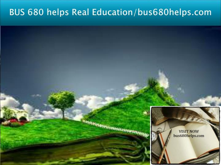 Bus 680 helps real education bus680helps com