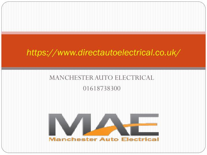 Https www directautoelectrical co uk