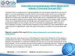 china electroencephalogram eeg market 2016 industry trend and forecast 20211