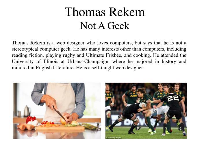 Thomas Rekem